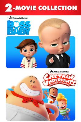 The Boss Baby Captain Underpants Double Feature